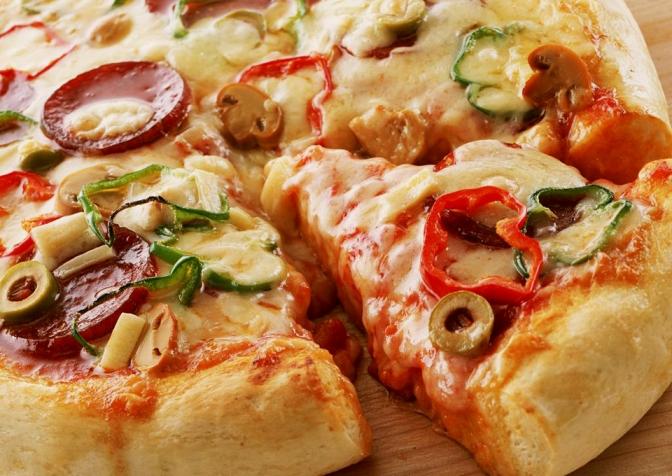«Гранд Италия» – пастерия, пиццерия