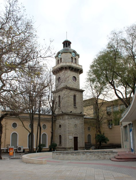 Градският часовник? Городские часы, Варна, varnaru.me