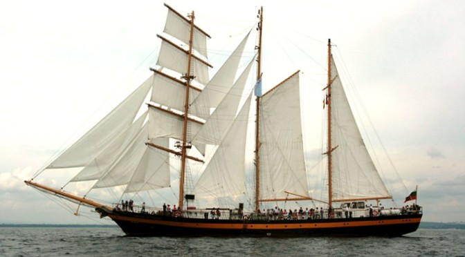 «SCF Black Sea Tall Ships Regatta 2014» в Варне
