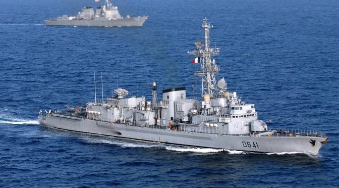НАТО наращивает присутствие в Чёрном Море