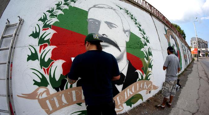 Новые портреты появятся на Стене Героев
