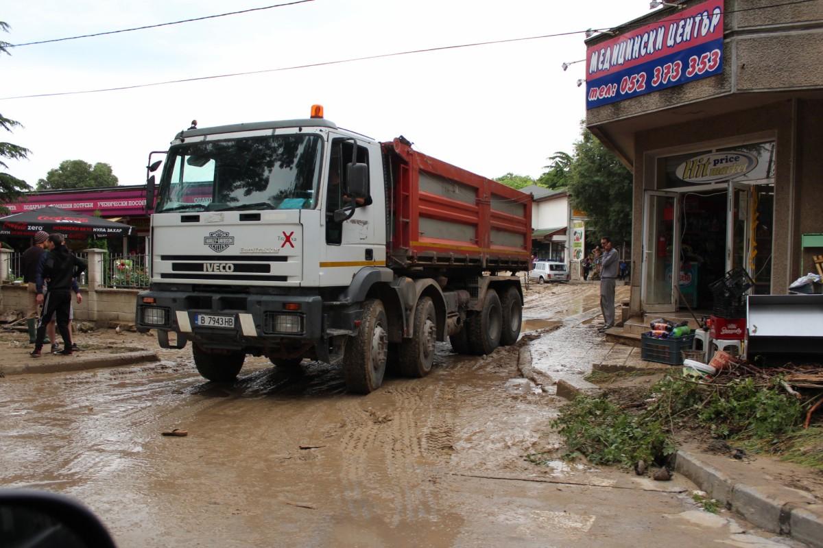 22 июня: Положение в Аспарухово
