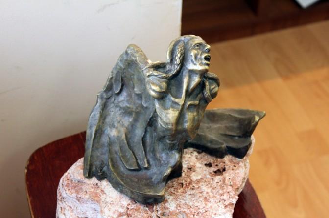 «МетАноя» в «Дедале». Мини-репортаж с открытия выставки С.Георгиева