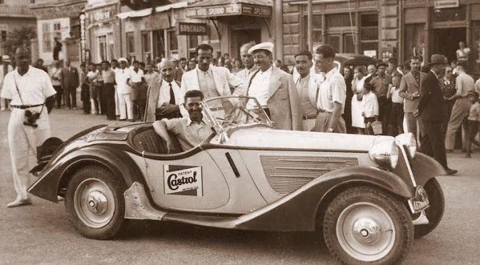 ралли ретро-автомобилей стартовало в Варне сегодня