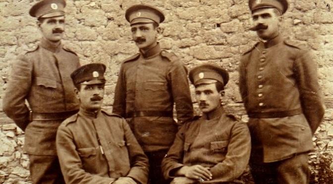к 100-летию первой мировой войны: болгары в пмв. архив фото. ч. 1