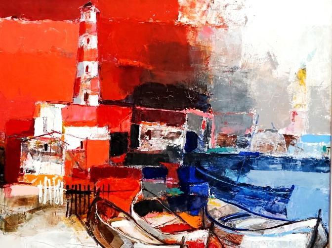 Открытие выставки «Северный берег Болгарии в картинах» в ВММ-Варна