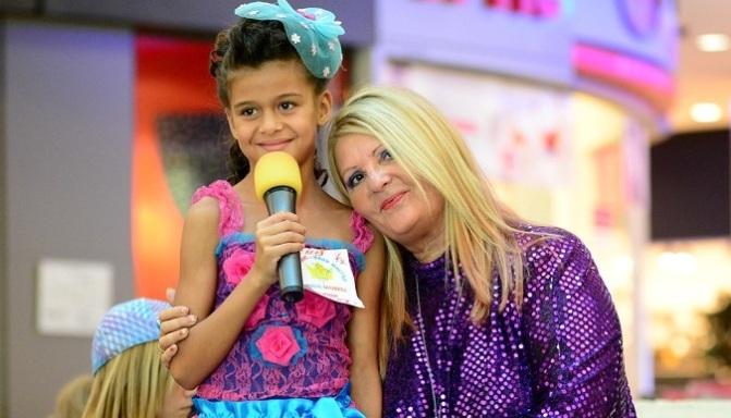 «Мини-мисс» и «мини-мистер» города были выбраны в Mall Varna