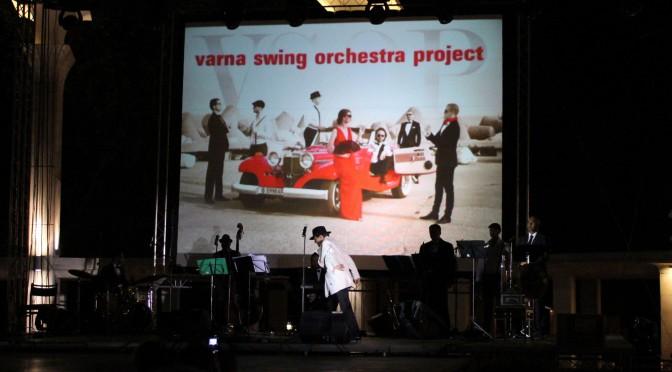 Шоу  Varna Swing Orchestra Project  31.08. Как это было