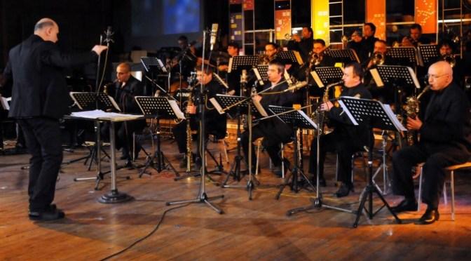 Концерт Биг-бенда БНР в Варне 01.09