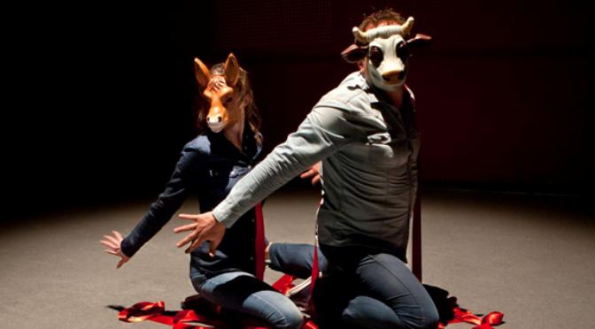 Vertigo 2014 — фестиваль альтернативного танца