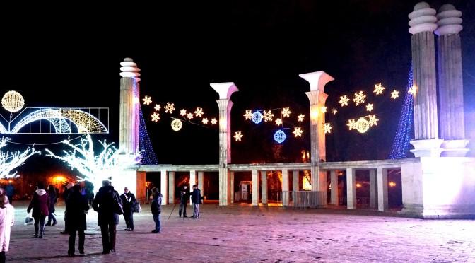 Новый год в Варне: концерт у входа в Морску градину  31.12