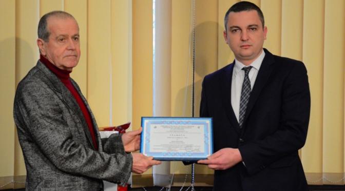 Иван Портних — «Кмет-2014». Поздравляем!