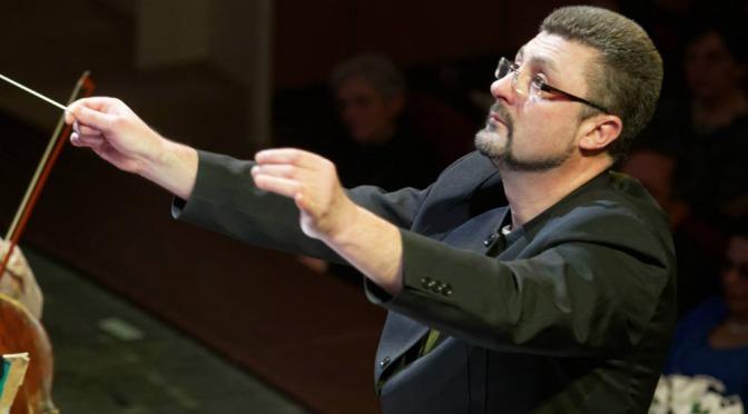 Праздничный симфонический концерт — 05.12 в Опере