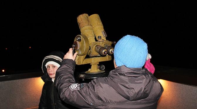 День кометы в варненском планетарии