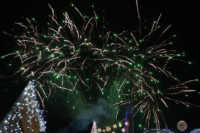 Здравствуй, Варна! Новый год!