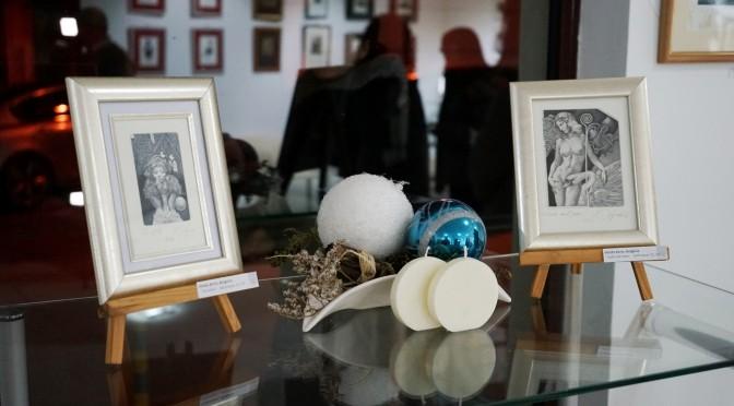 Выставка «Екслибрис Презареждане» в галерее Ларго