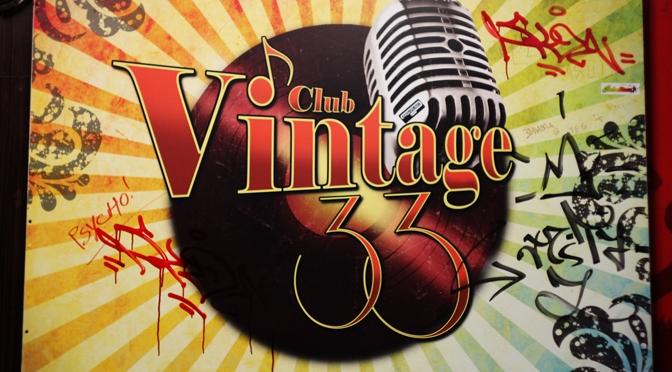Фанк энд соул в Vintage 33. В ожидании Добо