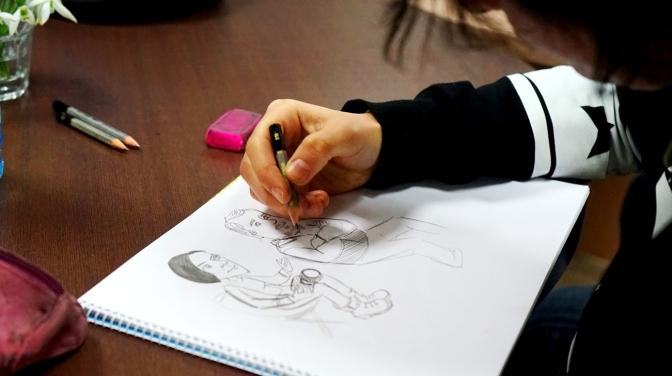«Карикатуры и границы» — варненские писатели обсудили «казус Шарли»