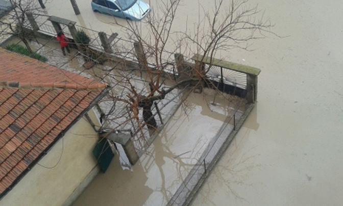 дългопол наводнение