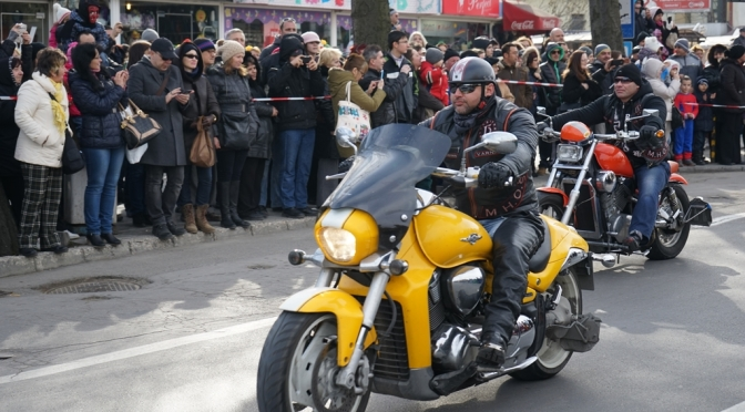 Байкеры Варны организуют мотоколонну «Во имя Болгарии» 3-го марта