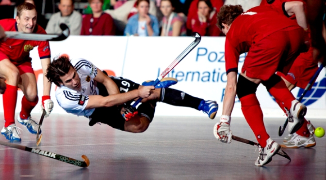 EuroHockey Indoor Club Challenge II, Men, 2015 в СОК «Камчия»
