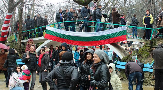 Жители Варны отметили 137 лет со дня Освобождения Болгарии