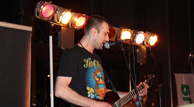 Панк-рок и крепкий алкоголь для всех на открытии София Филм Фест Варна.