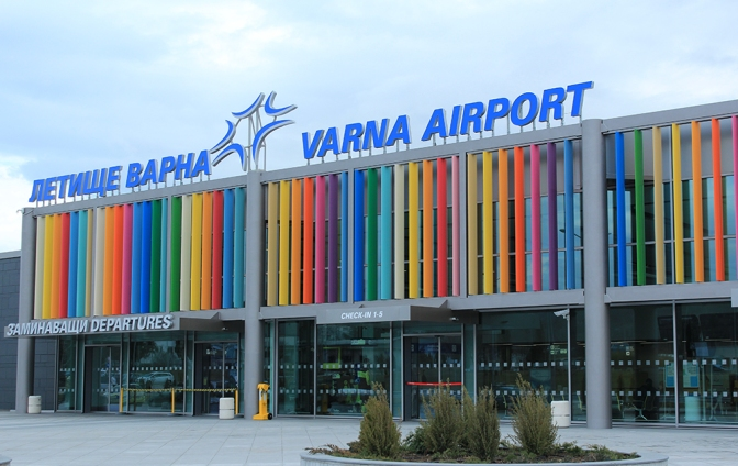 Варненский аэропорт перешёл на летнее расписание