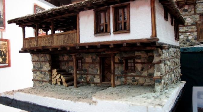 Возрожденческие дома Марии Желевой — новая выставка в Общине Варна