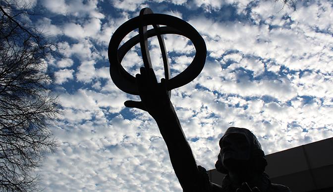НАОП «Николай Коперник» и солнечное затмение