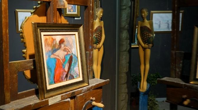 «Созерцания» Лили Кючуковой в арт-галерее Le Papillon