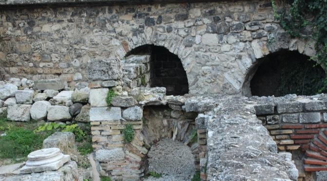 Приглашают добровольцев на озеленение Малых Римских Терм
