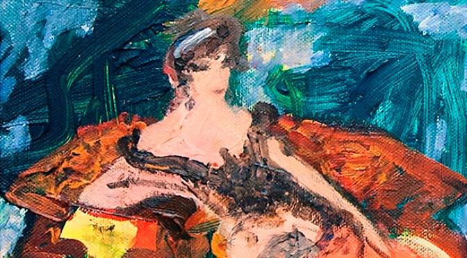 Лили Кючукова: «Созерцания» в Le Papillon. 27.03-16.04