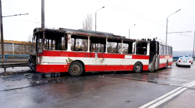 Кмет Варны запретил старые троллейбусы