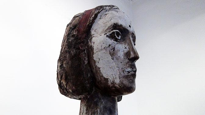(НЕ)известные лица болгарской скульптуры в ГХГ