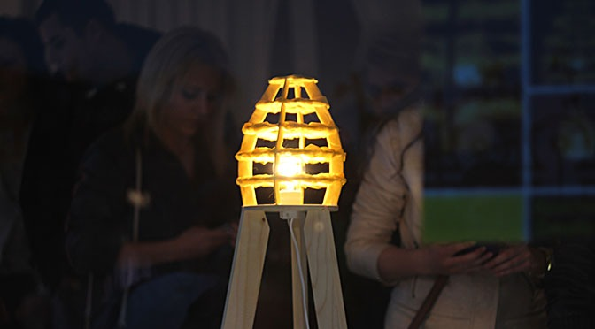 Contempo 7. День 1-й: камни Раи и светильники в кубе