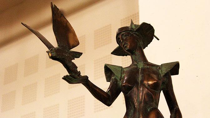 Contempo 7. День 2-й: история и современность варненской скульптуры в «Графите»