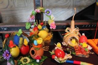 Этнографический музей. Магия яйца.
