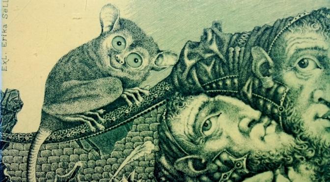 «Алфавит», «Таро» и «Руны» Юрия Яковенко в арт-галерее Ларго