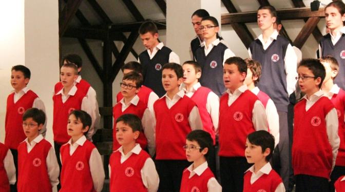 Большой концерт хоровой музыки в ГХГ-Варна 08.04. 2015