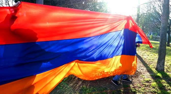 Трагическую дату столетия геноцида армян отметили в Варне
