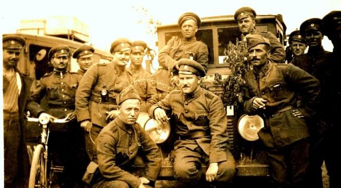 70-летию Победы повящается. Болгары во Второй Мировой Войне (Часть I)