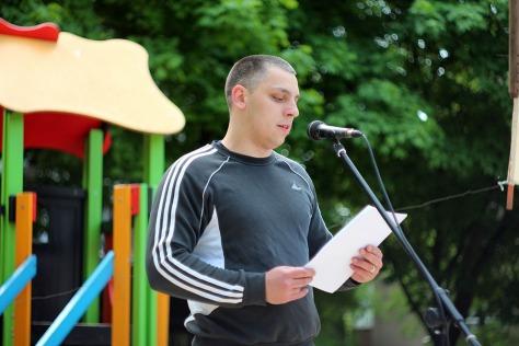 Евгений, неформальный лидер варненского отделения АРСа