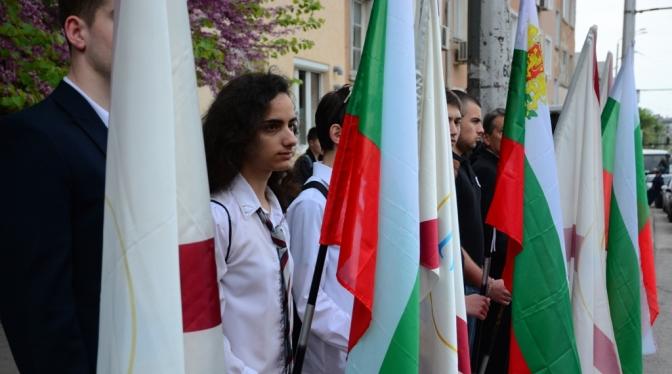 День Победы 2015 в Варне