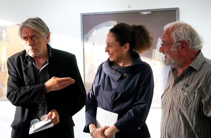 «Виденията на един минувач» Ивана Обретенова в  «Ларго»