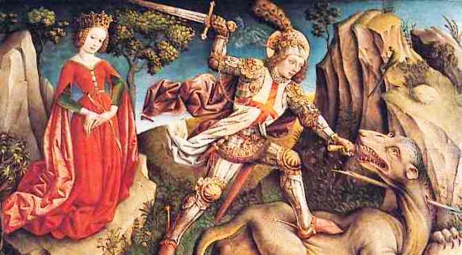 6 мая — День Святого Георгия. С праздником!